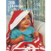 24-Hour Baby Afghans Book